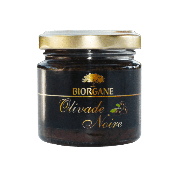 Olivade noire Biorgane